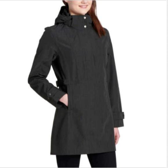 Kirkland Signature Jackets & Blazers - Kirkland Signature Ladies' Trench Rain Jacket Colo